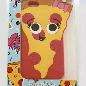 iCouture iPhone 6/6s Pizza Phone Case.
